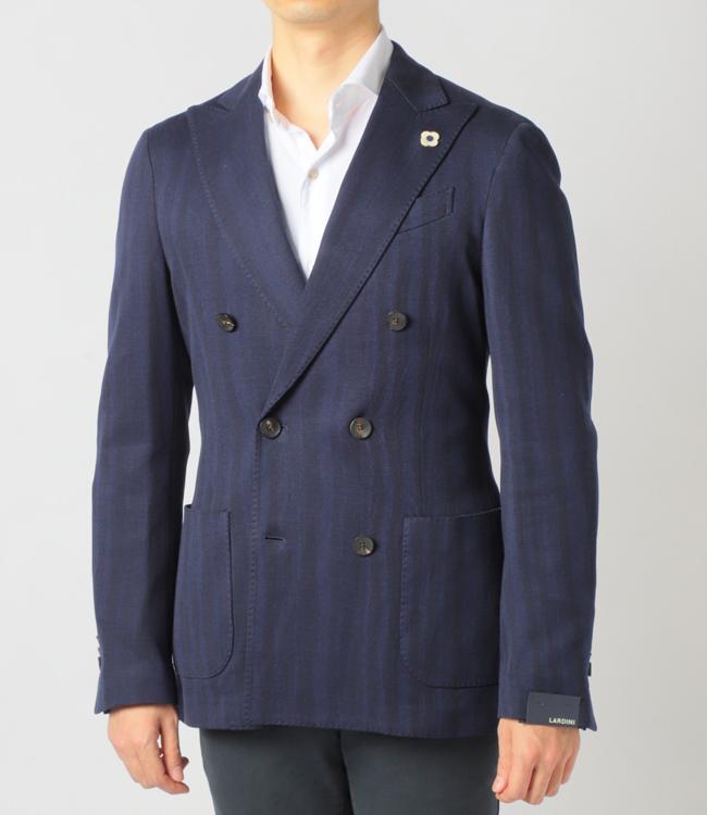 【SALE】ラルディーニ/LARDINI ジャケット メンズ ダブルジャケット 19年春夏 EG906AV-52525