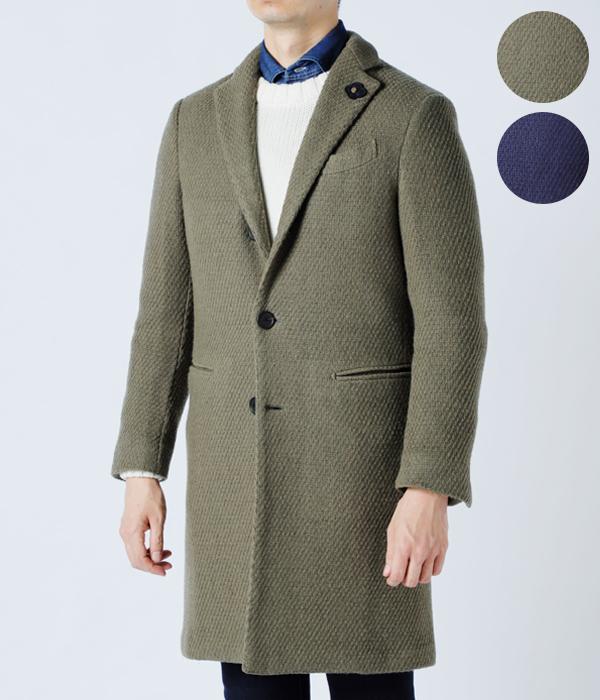 【18秋冬】ラルディーニ/LARDINI コート メンズ ロングコート IG609AV-51260