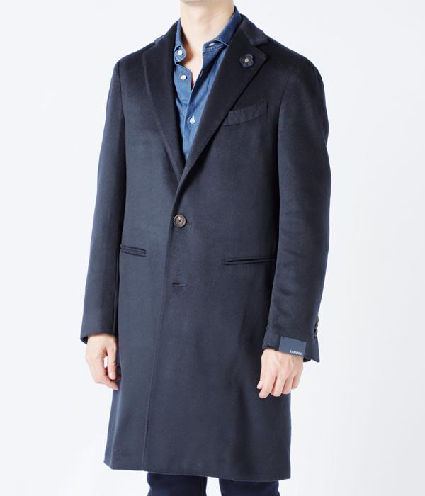 【18秋冬】ラルディーニ/LARDINI コート メンズ ロングコート IG609AV-51262
