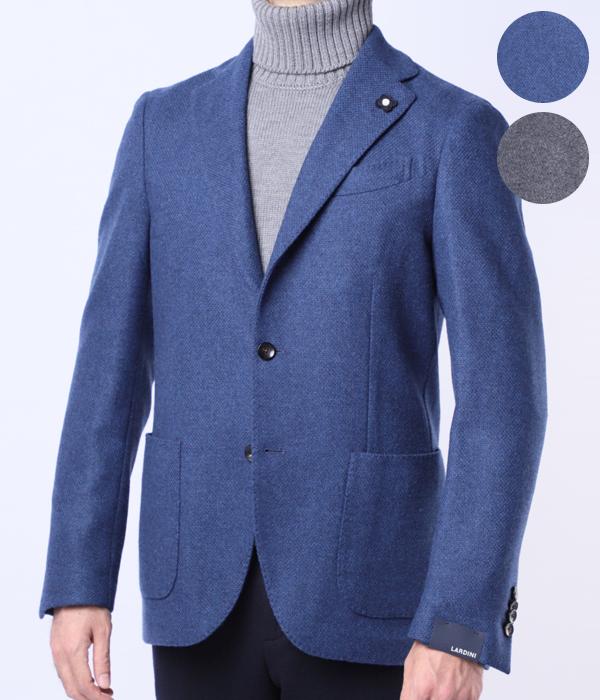 【18秋冬】ラルディーニ/LARDINI ジャケット メンズ テーラードジャケット GREY IG903AV-51542