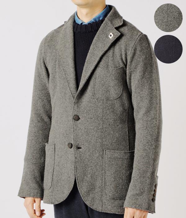 【18秋冬】ラルディーニ/LARDINI ジャケット メンズ ニットジャケット IGLJM51-51029