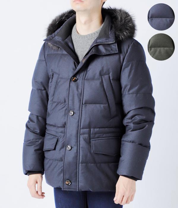 【スーパーSALE】【18秋冬】ムーレー/MOORER ジャケット メンズ ダウンジャケット PHILIP-LL
