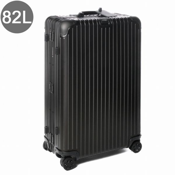 リモワ/RIMOWA キャリーバッグ メンズ 82L メンズ TOPAS STEALTH 98615 スーツケース 82L ブラック NEW モデル 98615 92473014-0002-0001, SEM:d6c24b5c --- sunward.msk.ru