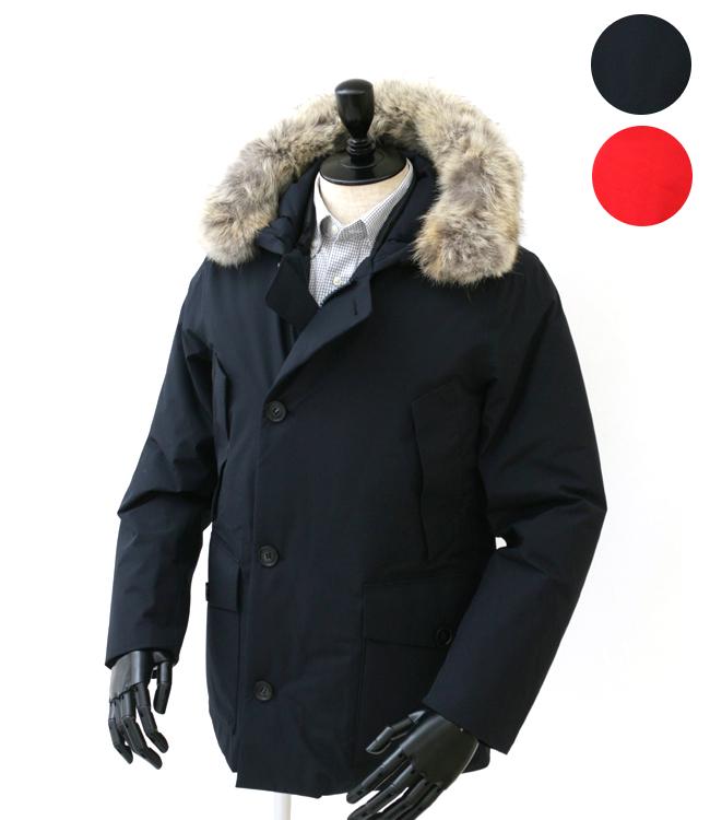 ウールリッチ/WOOLRICH ジャケット メンズ PARKA COYOTE FUR ダウンジャケット 2018年秋冬 2688-GT02
