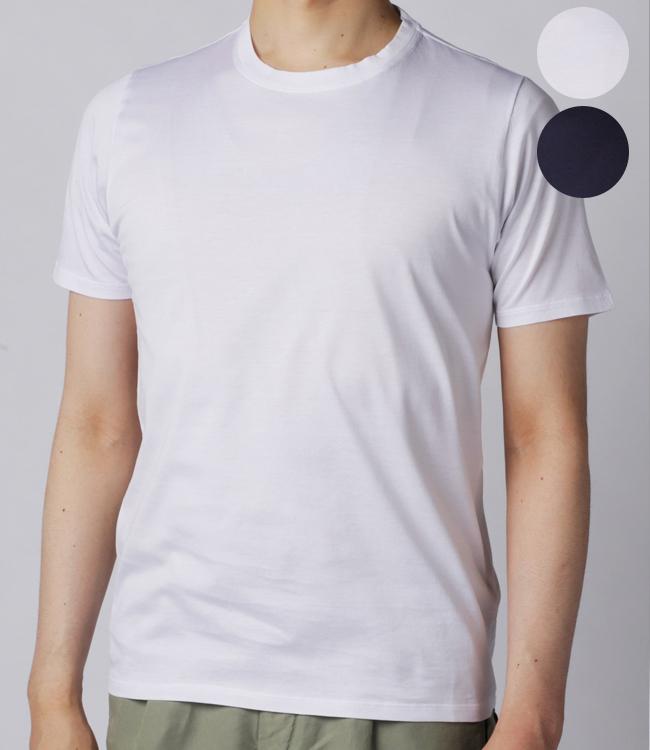 ザノーネ/ZANONE シャツ メンズ クルーネックTシャツ 2019年春夏新作 811821-ZJ345