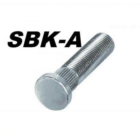 20本セット 協永産業 ロングハブボルトスズキ用品番:SBK-A/10mmロング