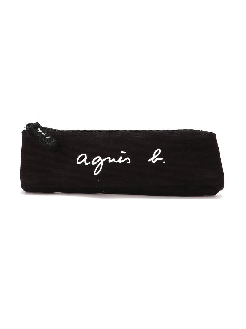 agnesb_A_0001 agnes b. レディース 即出荷 生活雑貨 アニエスベー VOYAGE W WEB限定 ブラック ネイビー Rakuten 未使用 ホワイト ポーチ GO03-06 Fashion ステーショナリー