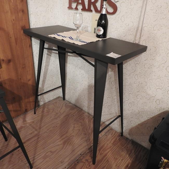 カウンターテーブル GRP-336 スチール ダイニングテーブル サイドテーブル 食卓 モダン カフェ風 北欧 デザイナーズ カウンター お洒落 北欧 おしゃれ インテリア 家具 新生活 一人暮らし
