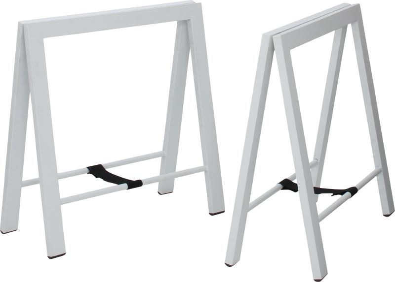 テーブル脚(2脚組) お好きな天板がテーブルに早変わり! 机 脚のみ 足 土台 TL-111WH ホワイト 白 おしゃれ インテリア 家具 新生活 一人暮らし