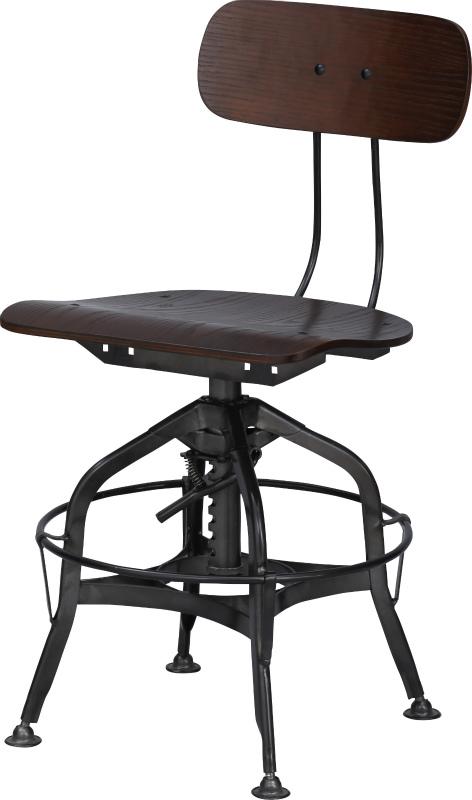 チェア TTF-424BR ダイニングチェアー チェアー ミッドセンチュリー モダン カフェ風 完成品 チェア イス 椅子 いす 食卓 ダイニング イームズ おしゃれ 北欧 チャールズ&レイ・イームズダイニングチェア イームズチェア デザイナーズ シェルチェア