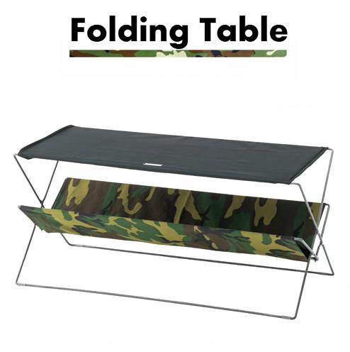 フォールディング テーブル MIP-95CM W90×D41×H42cm