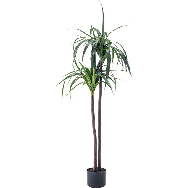 フェイクグリーン ドラセナ GRN-15 約W43×D42×H84 人工 観葉植物 造花 観葉樹 リアル
