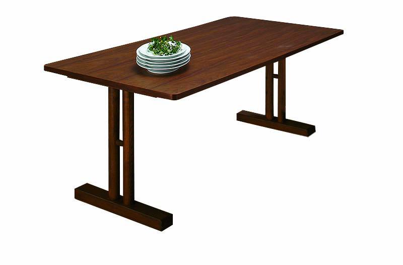 ルッカ ダイニングテーブル cl-63tbr ダイニング 机 食卓 リビングテーブル モダン デザイナーズ おしゃれ 北欧 かわいい アメリカン 北欧 ビンテージ アンティーク 天然木 ナチュラル カフェテーブル 木製 チェア ラグ 2人用 4人用 6人用 ナチュラル