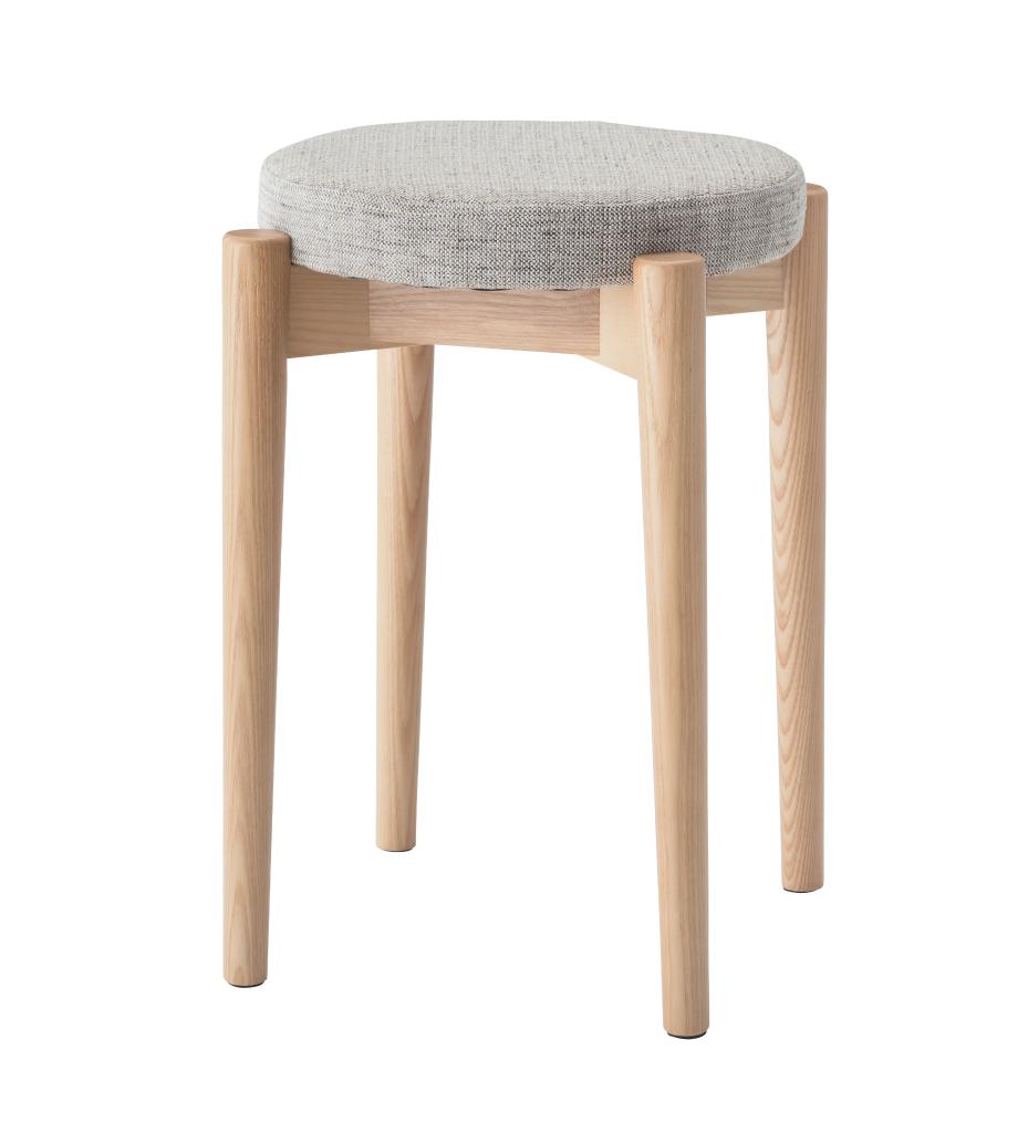 スタッキングスツール cl-782cbe チェア イス 椅子 いす 食卓 ダイニング イームズ おしゃれ ダイニングチェアー チェアー ミッドセンチュリー モダン カフェ風 完成品 北欧ダイニングチェア イームズチェア デザイナーズ カウンター 腰掛け 玄関 ステップ台