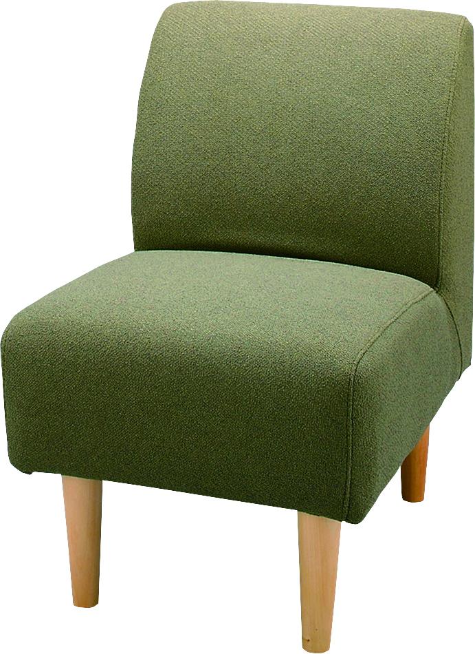 デリカ 1人掛 gs-334gr ソファ 一人用 ソファー 一人掛け パーソナル チェア イス 椅子 いす チェアー フロア リビング アメリカン 北欧 ビンテージ アンティーク ナチュラル 応接室 1人掛け おしゃれ インテリア 家具 新生活 一人暮らし