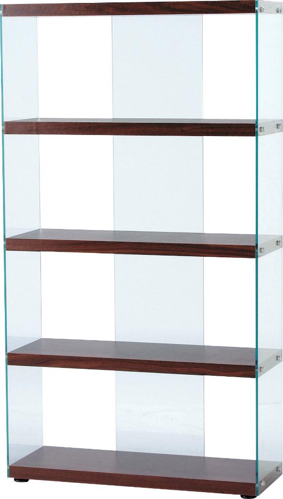 グラスシェルフ hab-624br 棚 ラック オープンラック ディスプレイラック 収納 リビング 収納棚 本棚 キャビネット チェスト アメリカン 北欧 ビンテージ アンティーク 天然木 ナチュラル 木製 スチール おしゃれ インテリア 家具 新生活 一人暮らし