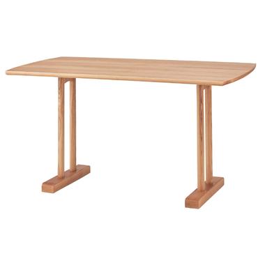 エコモ ダイニングテーブル hot-153na ダイニング 机 食卓 リビングテーブル モダン デザイナーズ おしゃれ 北欧 かわいい アメリカン 北欧 ビンテージ アンティーク 天然木 ナチュラル カフェテーブル 木製 チェア ラグ 2人用 4人用 6人用 ナチュラル