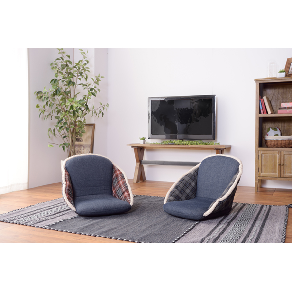 Take One Floor Chair RKC 170RD Legless Chair Cushion Chair Chair Chair  Personal Sofa; Single Folding American North Europe Vintage Antique Kotatsu  Coverlet