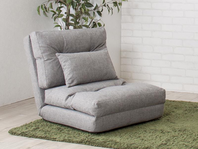 Ellis Single 3 Way Sofa Bed Lss 29gy