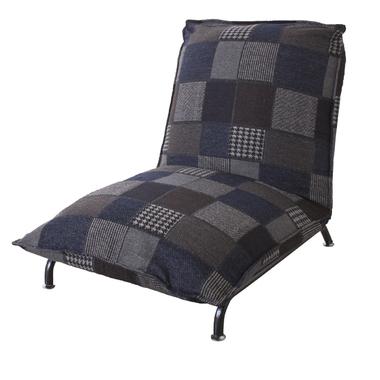 フロアローソファ rkc-936nv 座椅子 フロアチェア リクライニング 座イス 座いす チェア チェアー ゆったり ハイバック ローソファー 一人掛け ふわふわ コタツ こたつ 座布団 椅子 脚付き おしゃれ インテリア 家具 新生活 一人暮らし