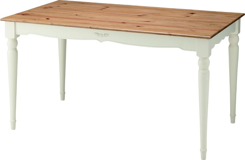 ビッキー ダイニングテーブル pm-859 ダイニング 机 食卓 アメリカン 北欧 ビンテージ アンティーク 天然木 ナチュラル 木製 おしゃれ インテリア 家具 新生活 一人暮らし
