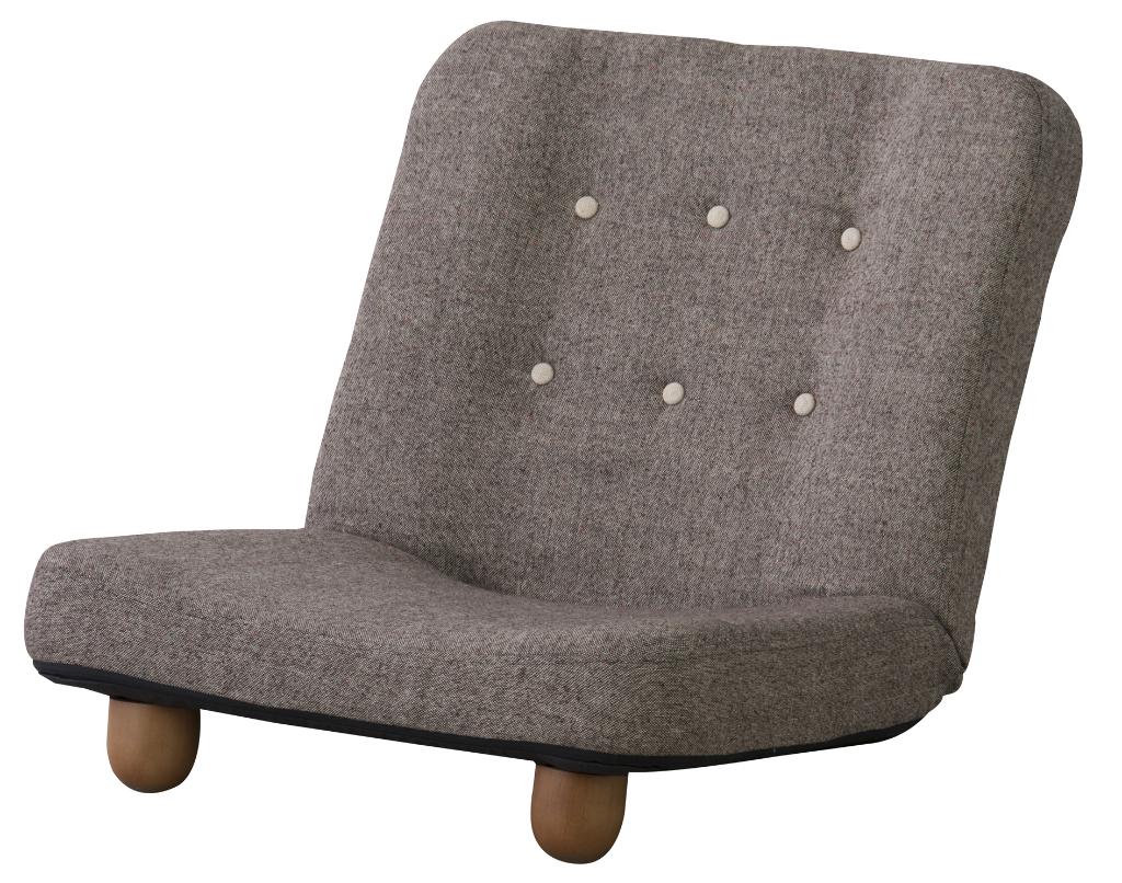 スマート 脚付き座椅子 rkc-930br 座椅子 フロアチェア リクライニング 座イス 座いす チェア チェアー ゆったり ハイバック ローソファー 一人掛け ふわふわ コタツ こたつ 座布団 椅子 おしゃれ インテリア 家具 新生活 一人暮らし