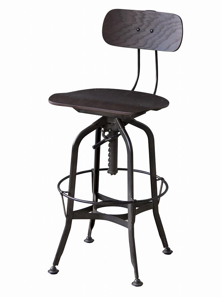 カウンターチェア ttf-524br チェア イス 椅子 いす 食卓 ダイニング イームズ ダイニングチェアー チェアー ミッドセンチュリー モダン カフェ風 完成品 北欧ダイニングチェア イームズチェア デザイナーズ カウンター おしゃれ インテリア 家具 新生活 一人暮らし