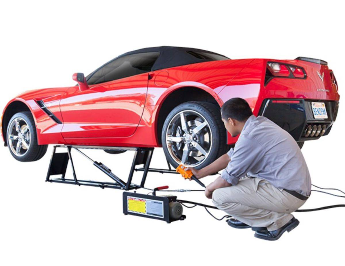 Agogonus 100v Tire Exchange Floor Jack Bottom Floor Car Circuit Oil