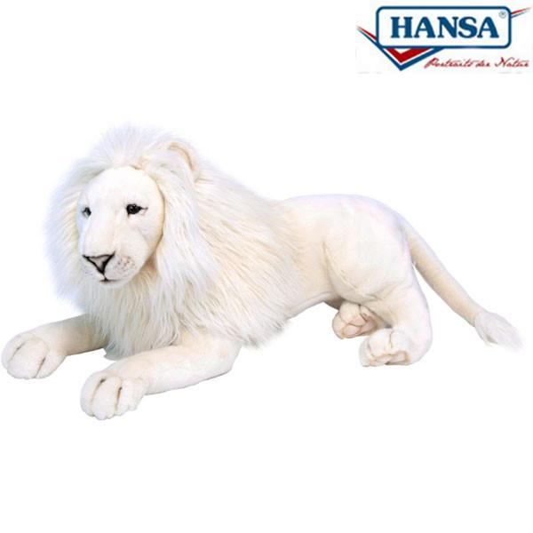 激安店舗 HANSA 6364 ホワイトライオン(オス)65 うさぎ 全長:65cm LION WHITE LION BH6364 ぬいぐるみ KOESEN ハンサ クリスマス 誕生日 プレゼント 動物 犬 猫 鳥 うさぎ ペンギン アニマル 置物 人形 フィギュア KOESEN ケーセン カロラータ 大きい マスコット 実物大 大型, Y'Zスポーツ:f814a65b --- blacktieclassic.com.au