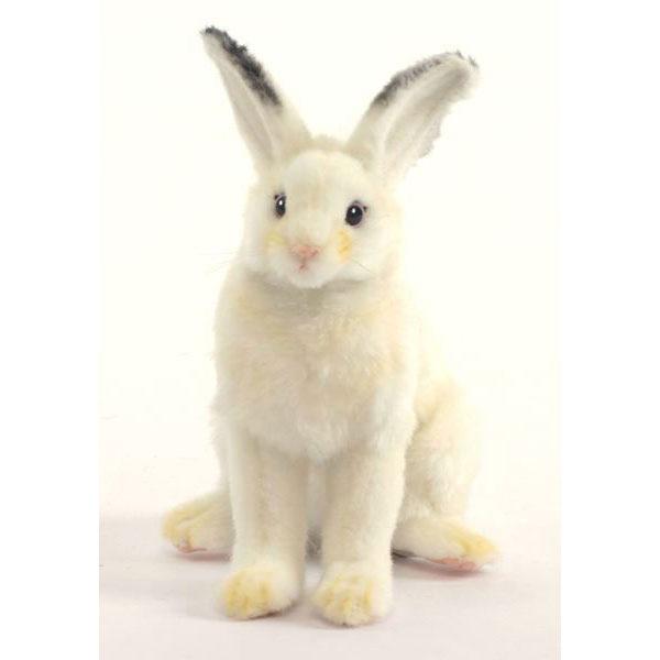 Agogonus Hansa White Rabbit 21 L 21 Cm 5842 Cute And Realistic In