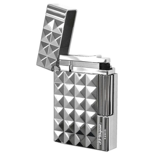 It is most suitable for regular article デュポンギャッツビーストライプシルバープレゼント! In 18107 gas cigarette lighter S.T.Dupont GATSBY present gift present birthday present premium Valentine white day memorial day presents! dps