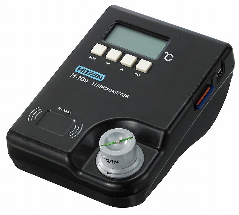 ハンダゴテ温度計 HOZAN ホーザン H-769