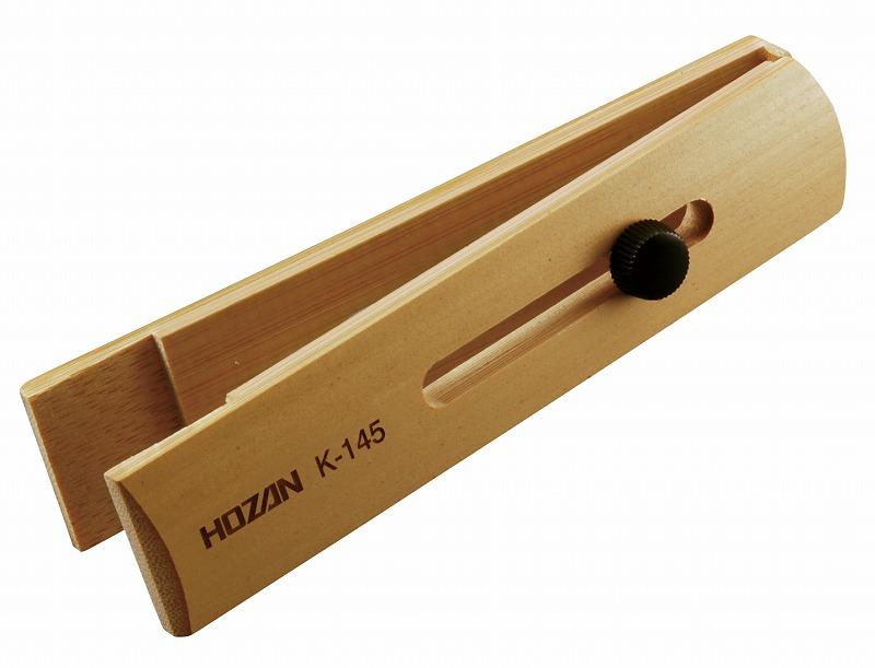 8000円以上お買い上げで送料無料 卓抜 ラバー砥石ホルダー HOZAN K-145 即日出荷 ホーザン
