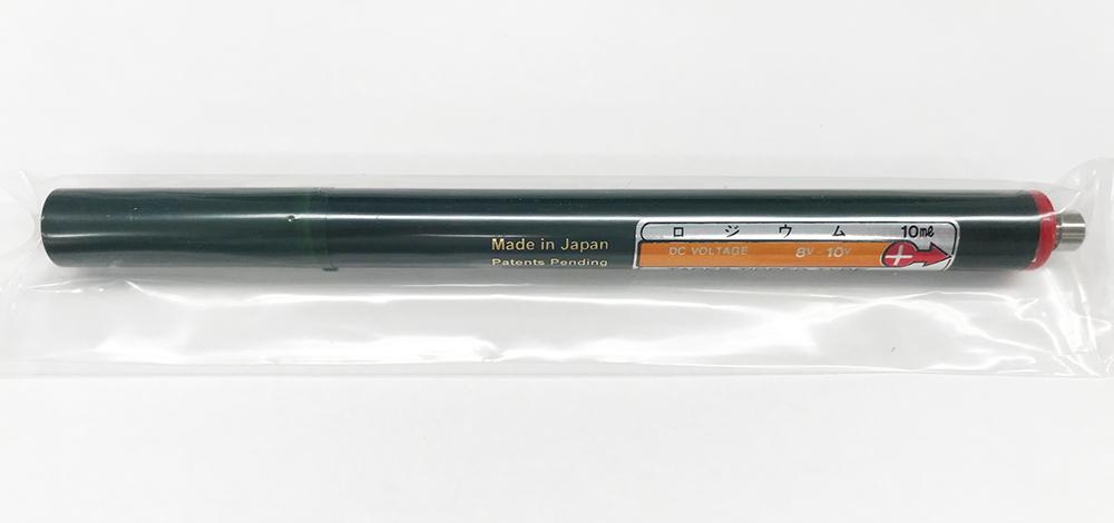 ボニック メッキ装置 プロメックス用 ロジウムペン メッキペン カートリッジ / PROMEX 吉田キャスト オーディオ メタル模型 補修 メッキ 表面加工 ゴールド ゴールドペン プロメックス 金メッキ めっき液