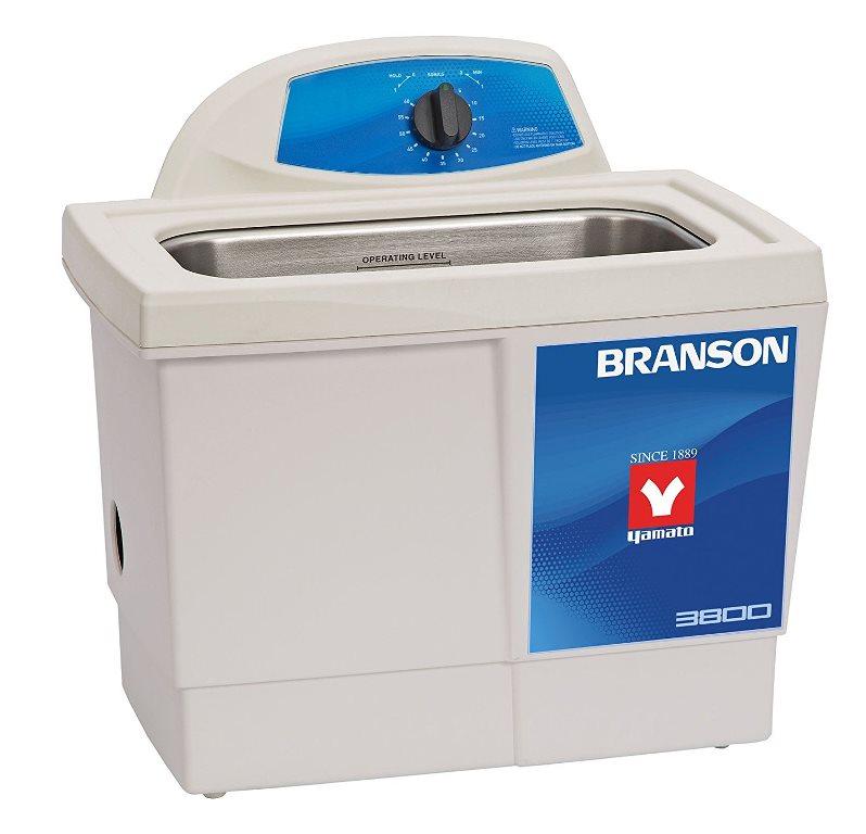 ブランソン BRANSON 超音波洗浄機 M3800-J タンク容量5.7L ブランソニック メカニカル タイマー 超音波 振動 ヤマト科学 / 卓上 工業用 医療 研究 歯科 金属 メガネ 眼鏡 貴金属 アクセサリー 腕時計 洗浄機 洗浄器 クリーナー 業務用 家庭用 レンズ