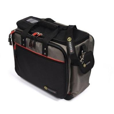 C.K TOOL 作業用ツールバッグ MAX 底面防水 MA2639 プロフェッショナル ツールバッグ 工具バッグ 肩がけ 肩掛け ショルダー ショルダーバッグ カバン 鞄 電気工事士 電気工事 工具箱 ツールボックス CK MAGMA