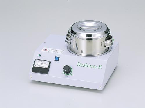アルファミラージュ リシャイナーE 電解クリーナー 超音波洗浄器 電解光沢機 研磨 貴金属 宝石 洗浄液 ジュエリー 指輪 アクセサリー