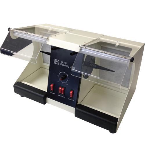 卓上集塵バフモーター SBL-100 小形集塵機付き 3種のアタッチメント付属