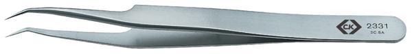 C.K ピンセット T2331 全長:110 精密工具 ドイツ C.K Tools ブランド 工具