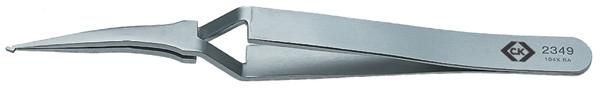 C.K ピンセット T2349 全長:120 精密工具 ドイツ C.K Tools ブランド 工具