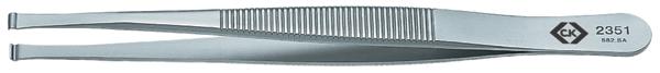 C.K ピンセット T2351 全長:115 精密工具 ドイツ C.K Tools ブランド 工具