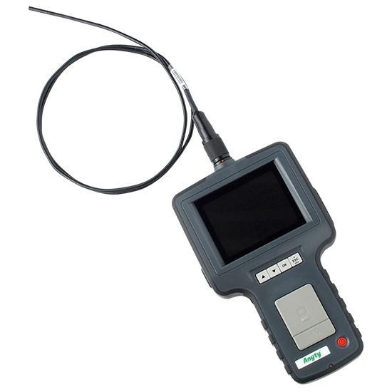 工業用内視鏡(耐油) 3.9φ×1m スリーアールソリューション 光学機器 内視鏡