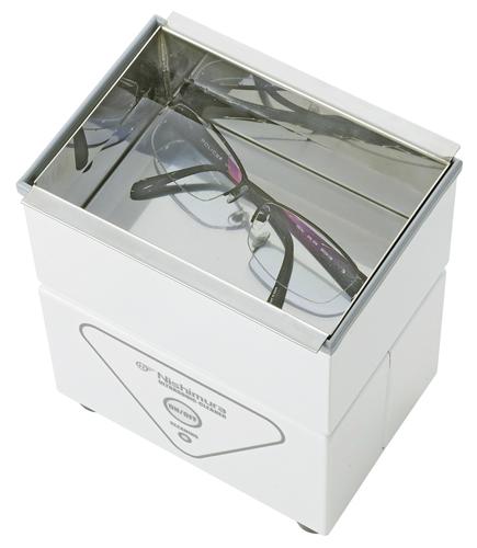 サンニシムラ 超音波洗浄器1槽式(No.912) P05Dec15