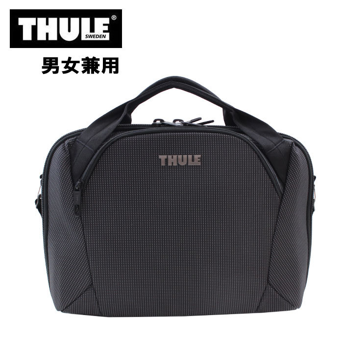 スーリー バッグ C2LB-113 BLACK THULE Crossover 2 Laptop Bag 13.3 ビジネスバッグ パソコンバッグ ショルダー ag-254000