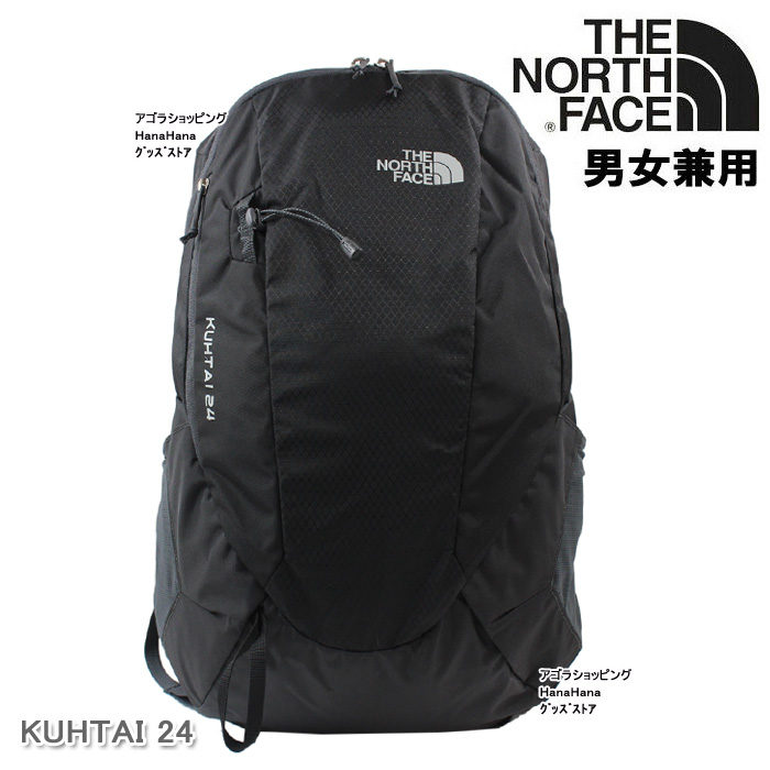 THE NORTH FACE リュック クータイ 24 NF0A2ZDLKT0-OS T92ZDLKT0-OS KUHTAI 24 TNF BLACK/ASPHGR ブラック リュックサック ザ・ノース・フェイス THE NORTH FACE バッグ リュック バックパック 男女兼用 ag-940200
