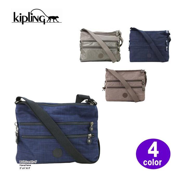 700342291b Kipling bag K13335 bag knee double Pocket bag 2 colors all Kipling ag-795900  ...