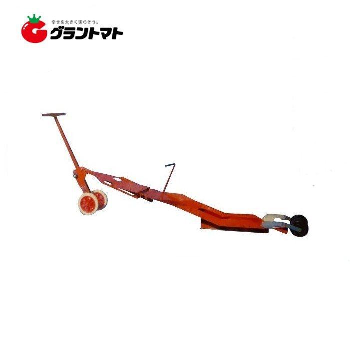 ひっぱりくん HP-16 チェーンポット簡易移植器(溝切深さ73mm) 日本甜菜製糖(ニッテン)【取寄商品】