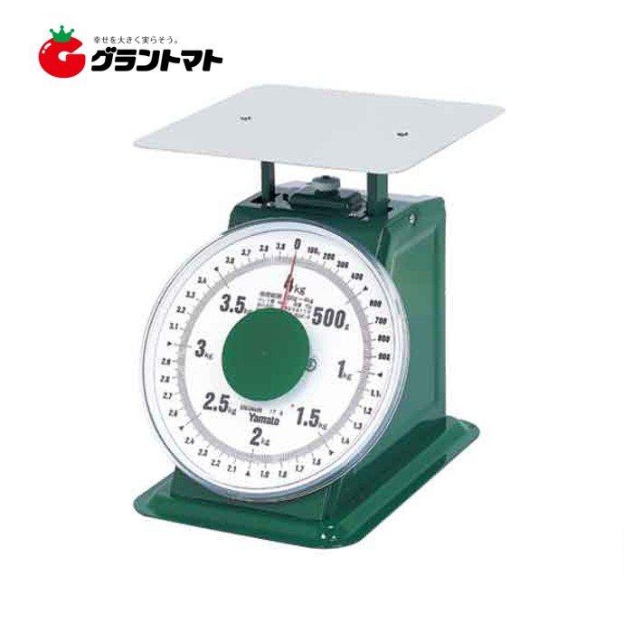 普及型上皿はかり 4kg SDX-4 検定品 上皿秤 大和製衡 Yamato
