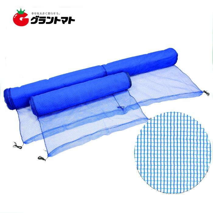 防風ネット 4m×50m 4mm目 紙管なし 強風軽減・風雪対策(防風網) 日本マタイ【取寄商品】