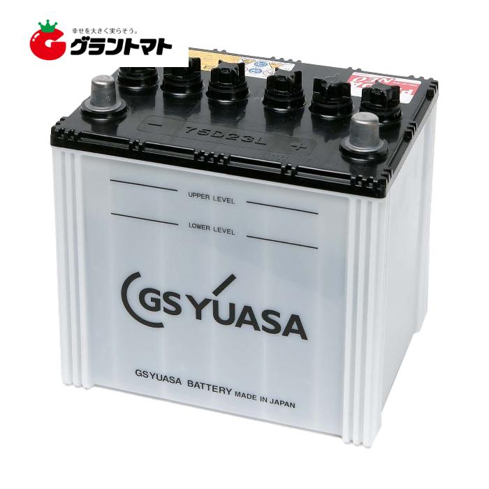 大型車用高性能バッテリー PRN85D26L 国産車バッテリー GSユアサ
